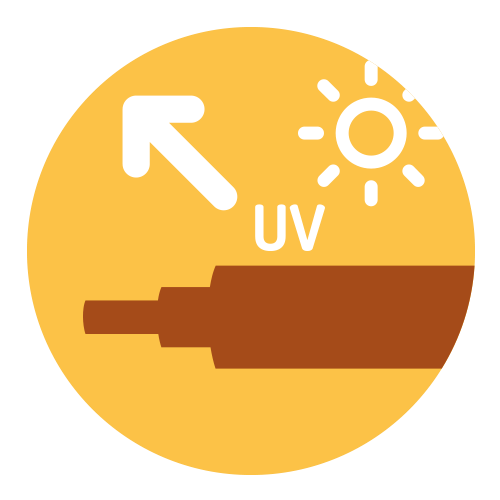 Resistencia Ultravioleta