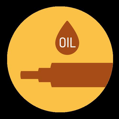 Resistencia aceites e hidrocarburos